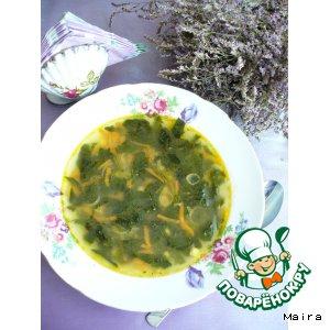 Рецепт Французский суп из индейки