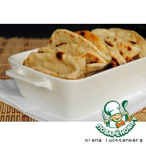 Рецепт Роти – лепешки из Суринама