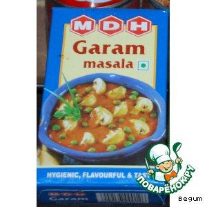 Рецепт Гарам масала