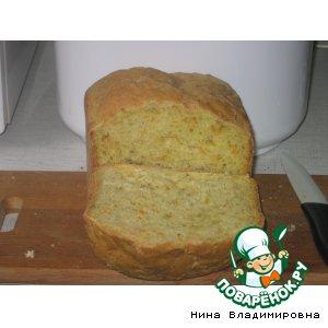 Рецепт Хлеб с тыквой