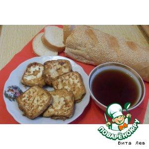 Рецепт Быстрый завтрак 2