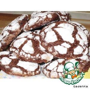 Рецепт Печенье «Нарядное»