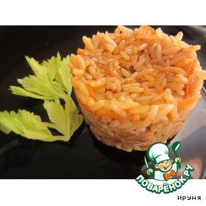 Рецепт Куриный плов