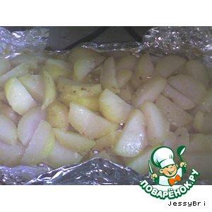 Рецепт Картошечка из духовочки