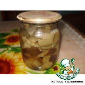 Рецепт Вкусные баклажанчики
