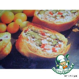 Как готовить Штрудель вкусный пошаговый рецепт приготовления с фото