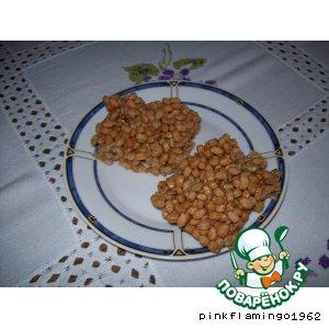 Рецепт Пирожное из овсяных шариков