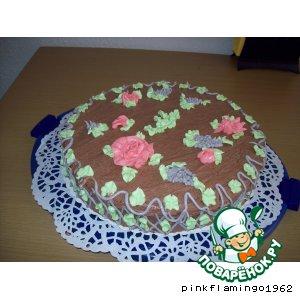 Рецепт Давайте украсим наши торты!
