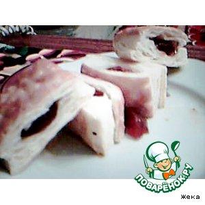 Пироги с курагой вкусный пошаговый рецепт с фотографиями готовим