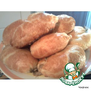 Рецепт Рыбные пирожки