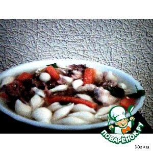 Рецепт Суп с ушками