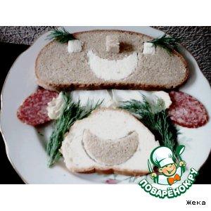 Хлеб с узорами простой рецепт с фотографиями готовим