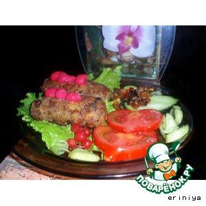 Рецепт Гречневые колбаски
