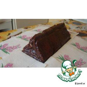 Рецепт Десерт «шалаш»