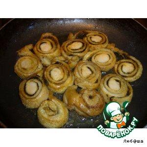 Рулетики из рубца вкусный рецепт приготовления с фотографиями пошагово
