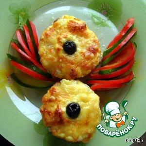 Рецепт Свинина, запеченная с ананасами