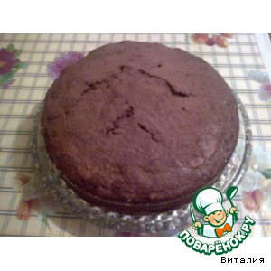Рецепт Орехово-шоколадный кекс