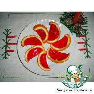 Рецепт Вишневые апельсины