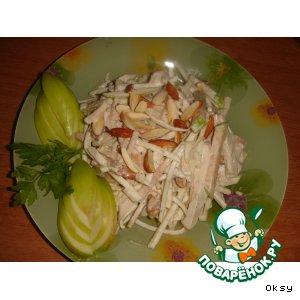 Рецепт Куриный салатик