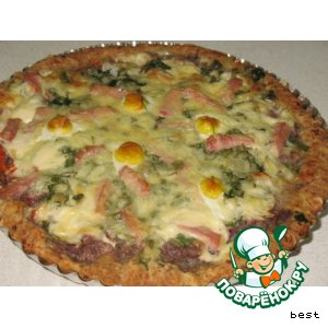 Рецепт Абалденная пицца