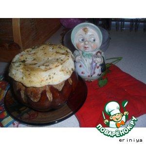 Рецепт Летний грибной супчик