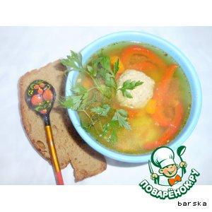Рецепт Суп Гупта (на русский лад)