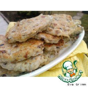 Рецепт Дачные оладушки