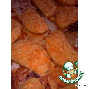 Рецепт Бутерброды студенческие
