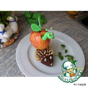 Рецепт Грушевый десерт