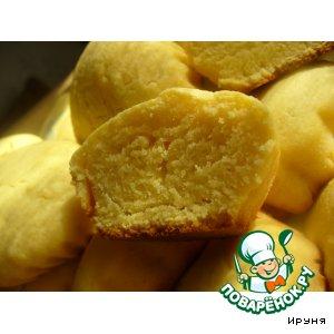 Рецепт Кукурузные булочки