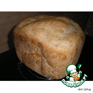"""Рецепт Аргентинский хлеб  """"Чимичурри"""""""