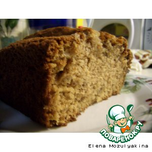 Рецепт Банановый хлеб/кекс