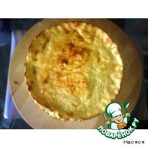 Рецепт Пирог из картофельного теста