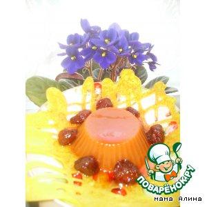 Рецепт Десерт  для маленьких сладкоежек