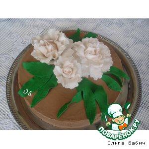 Рецепт Шоколадно-кокосовый торт