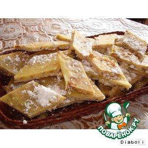 Ореховое печенье простой рецепт с фотографиями готовим