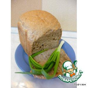 Рецепт Хлеб пшенично-ржаной с семечками (рецепт для ХП)