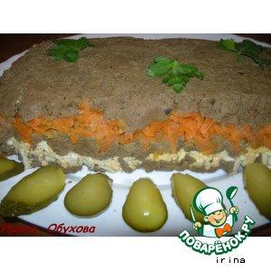 Рецепт Печеночный хлеб