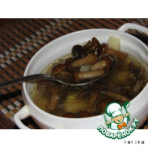 грибовница рецепт с фото