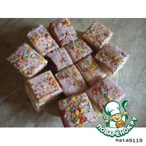 Рецепт Быстрые пирожные