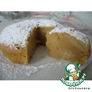 Рецепт Кекс бананово-медовый