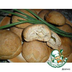 Рецепт Закусочные хлебушки