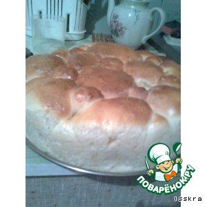 Рецепт Йогуртовые булочки