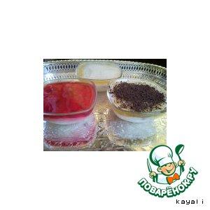Рецепт Десерт из рисовой каши