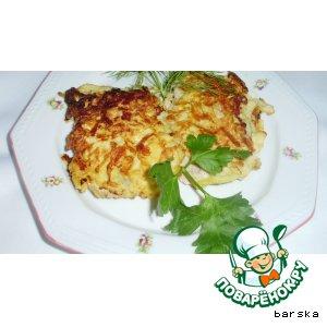 Рецепт: Отбивные с сыром на немецкий лад