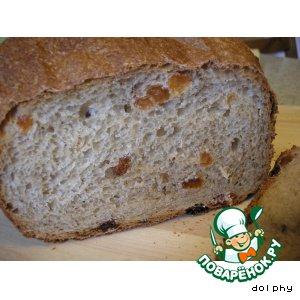 Рецепт Ирландский цельнозерновой хлеб