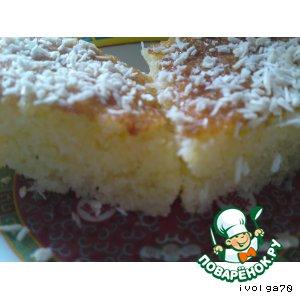 Рецепт Сладкий восточный десерт