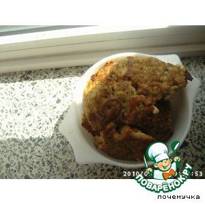 Рецепт Рыбные оладушки для поваренка ksenia010280