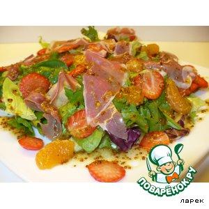 рецепт салата из грибов сыра