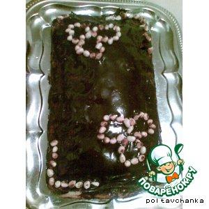 Рецепт Простенький тортик